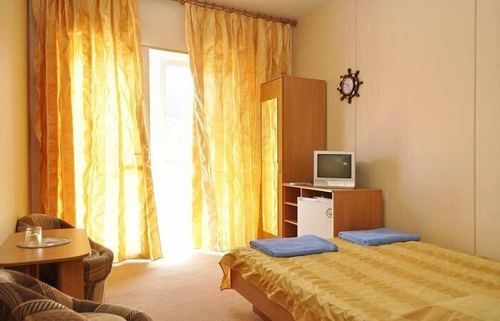 Гостиничный комплекс Краб Хауз