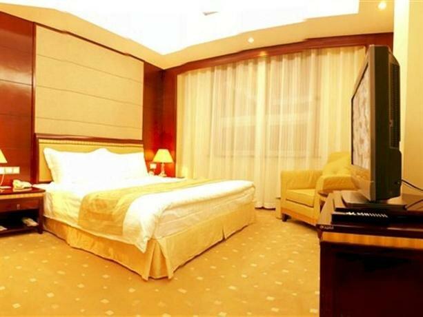 Inner Mongolia Huachen Hotel - Hohhot