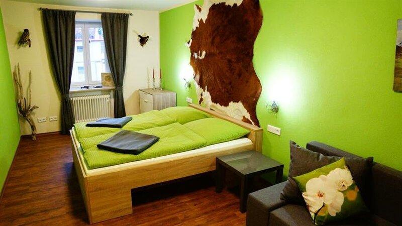 Bavaria City Hostel - Design Hostel Füssen