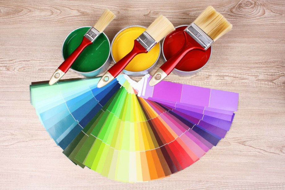 лакокрасочные материалы — Красочный магазин — Лида, фото №1
