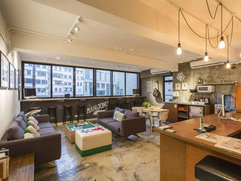 The Mahjong Boutique Hostel