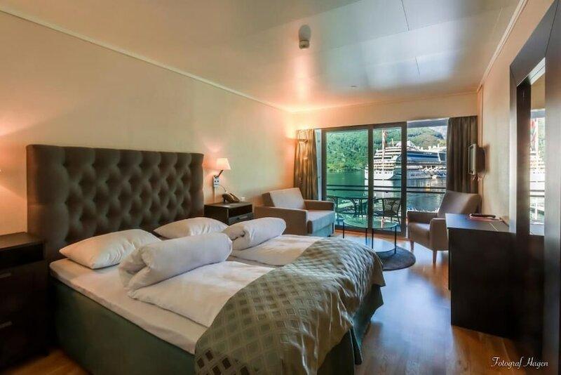 Geiranger Hotell