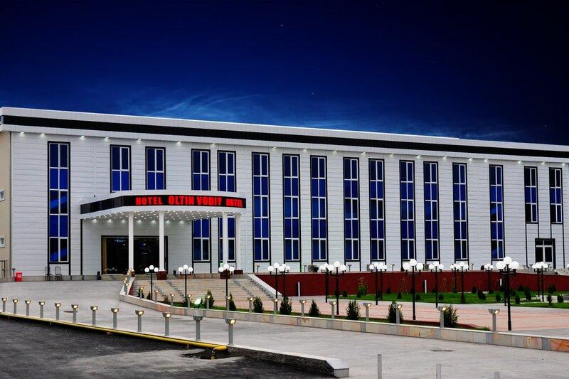 OltIn Vodiy Hotel