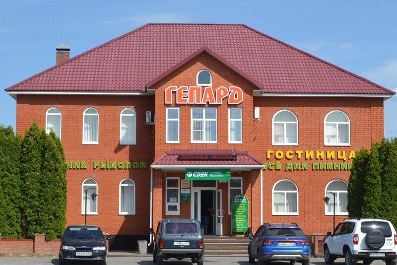 Гостиница Гепард