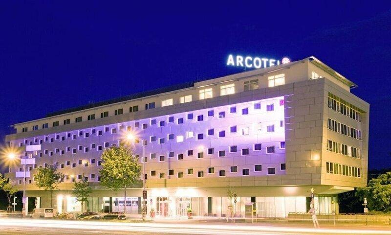 Arcotel Kaiserwasser Vienna