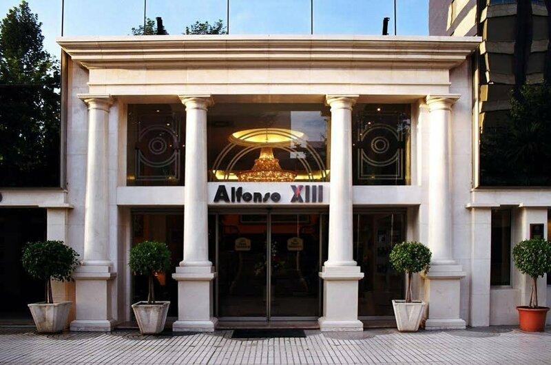 Hotel Sercotel Alfonso XIII