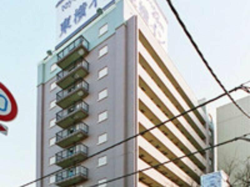 Toyoko Inn Souka-eki Nishi-guchi