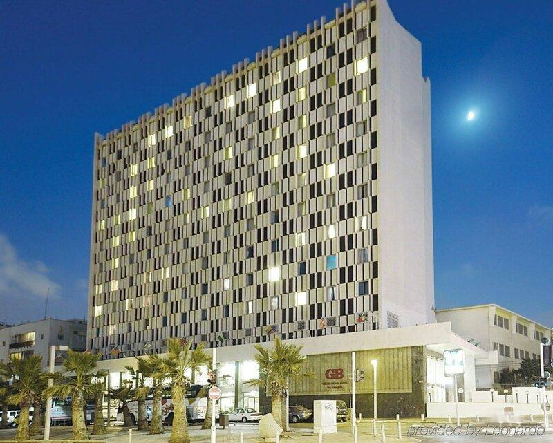 Гранд Бич Отель Тель-Авив