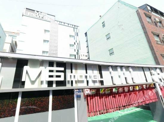 M6 Motel Jaesong Busan