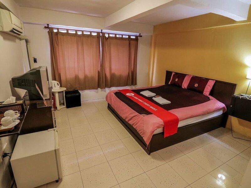Nida Rooms Rama 4 Platinum