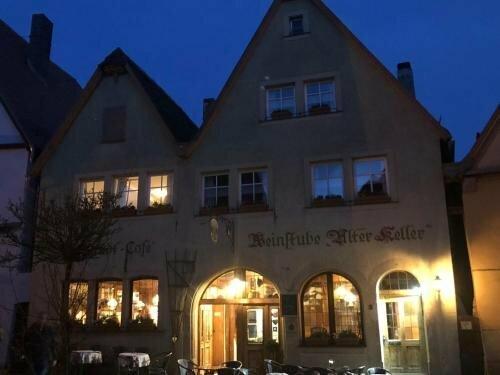 Restaurant Alter Keller