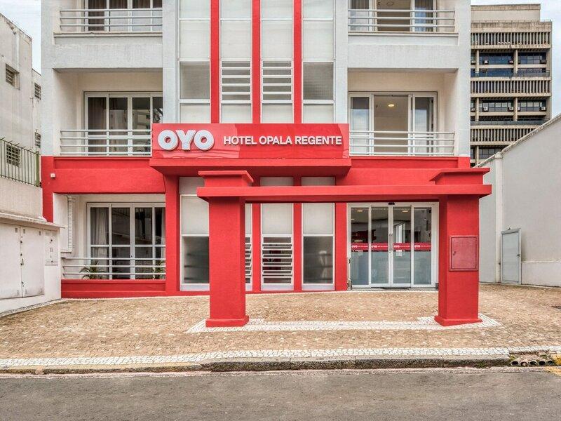 Oyo Opala Regente - Campinas Centro