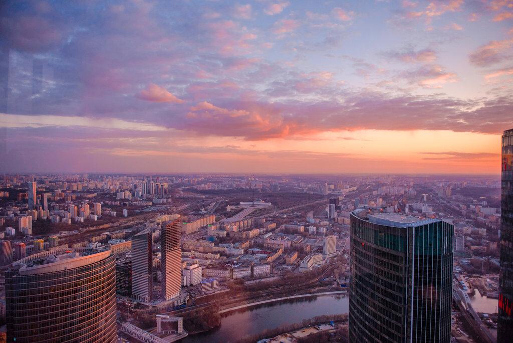 смотровая площадка — Panorama360 — Москва, фото №1