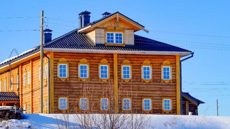 Веркола гостевой Дом в Пекашино