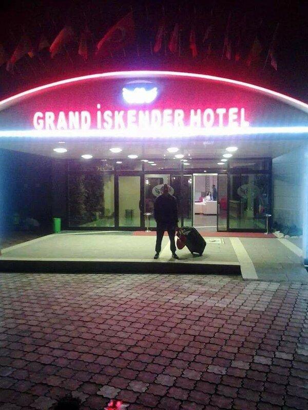 Grand Iskender Hotel