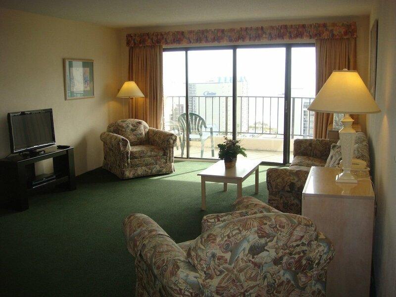 Ocean Villas Beach Resort, a Vri resort