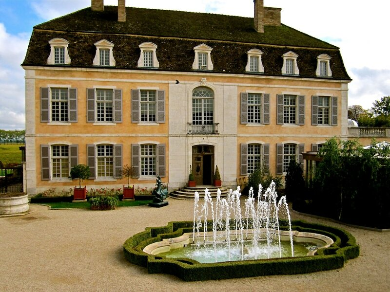 Le clos champagnac at Hotel Golf Chateau de Chailly