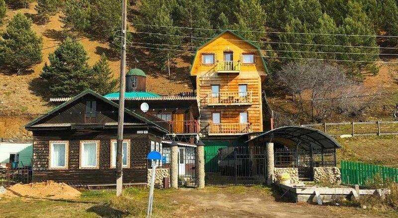 Гостевой дом У Батюшки
