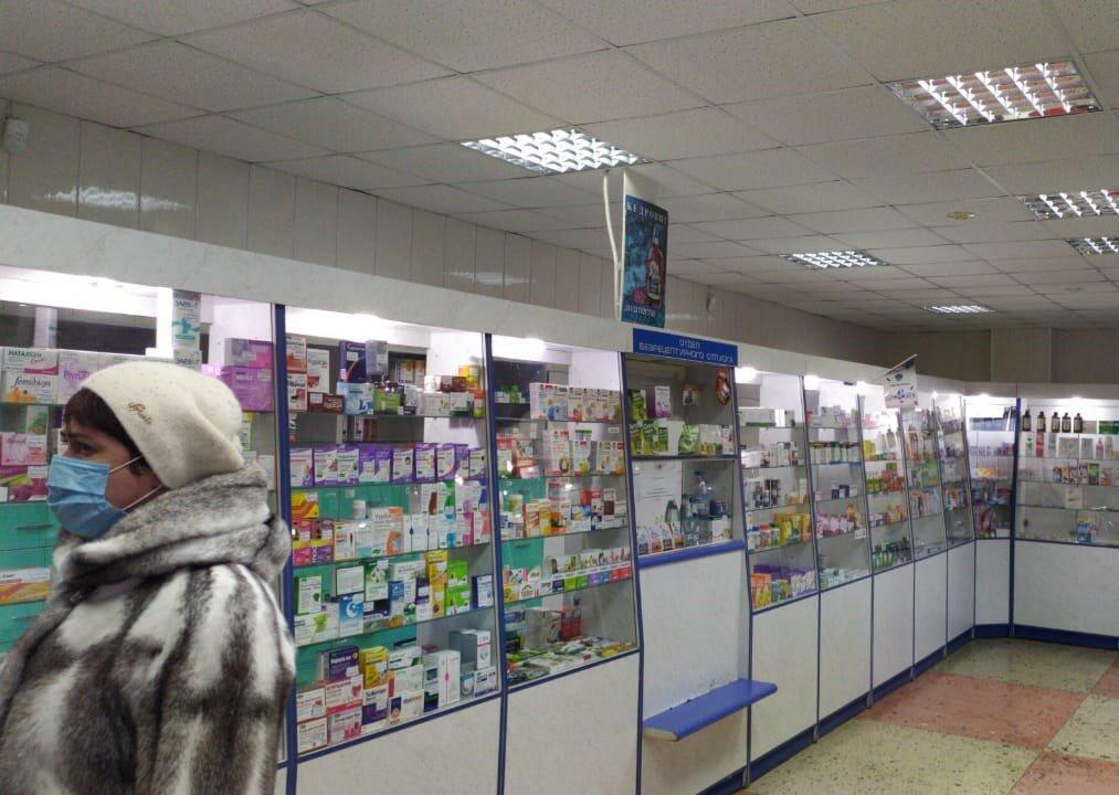 аптека — Советская аптека — Советский, фото №1