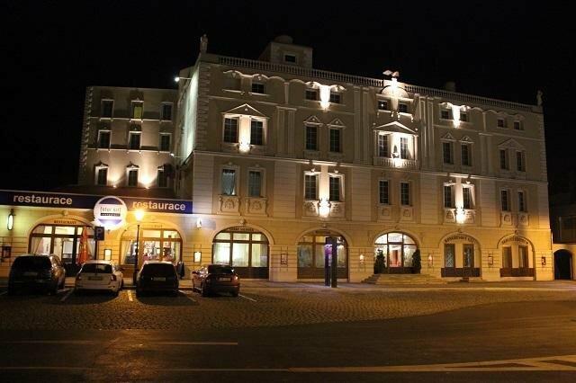 Hotel Cerny Orel Zatec