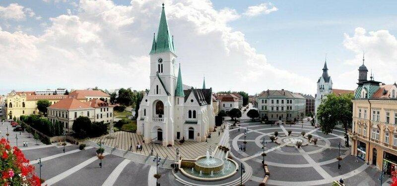Centrum Panzio Kaposvar
