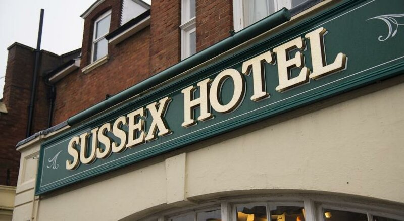 The Sussex Hotel - RelaxInnz