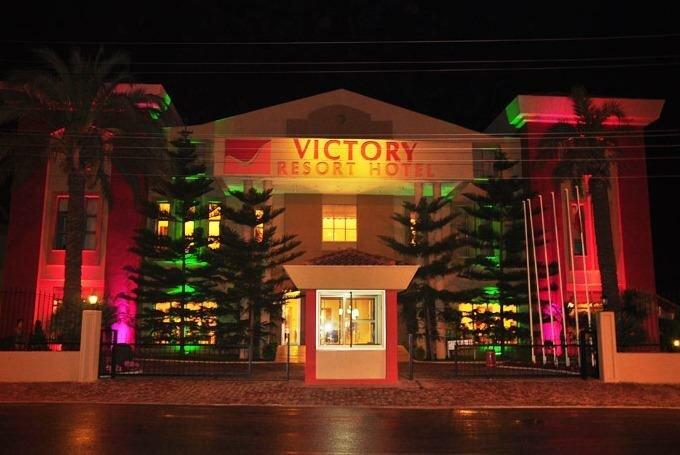 Отель Виктория Ресорт