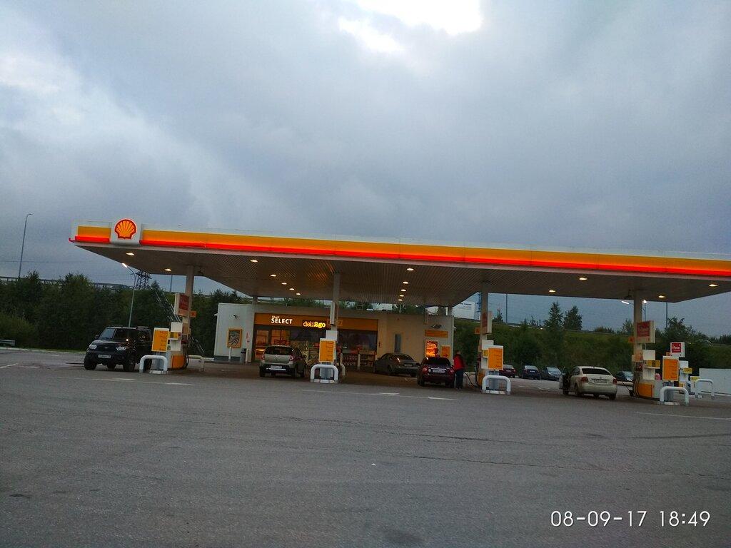 АЗС — Shell — Санкт-Петербург и Ленинградская область, фото №2