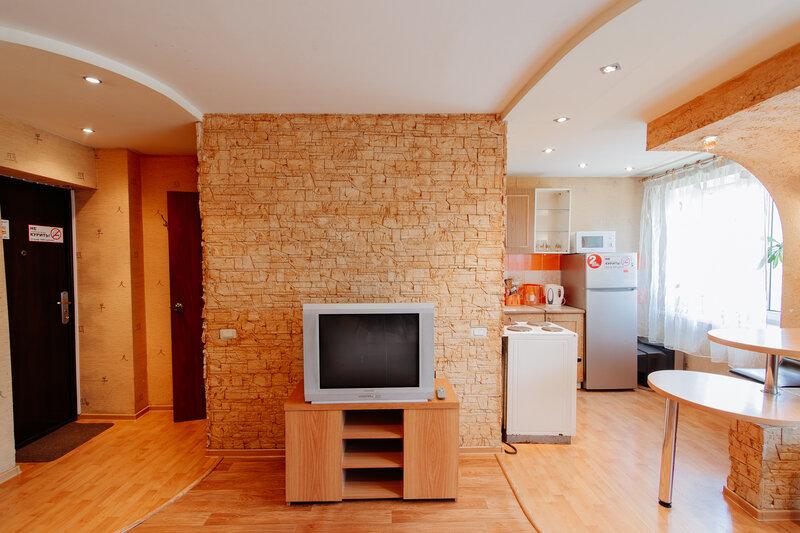 Apartament Komfort na Tsiolkovskogo Novokuznetsk