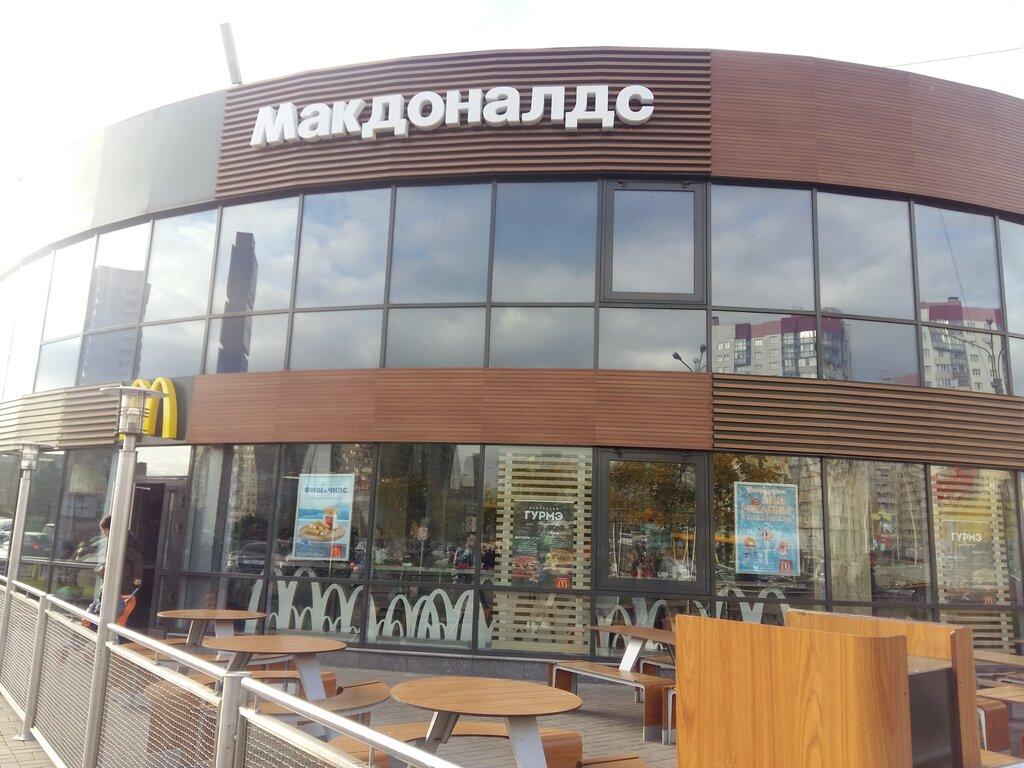 кафе — Маккафе — Санкт-Петербург, фото №1