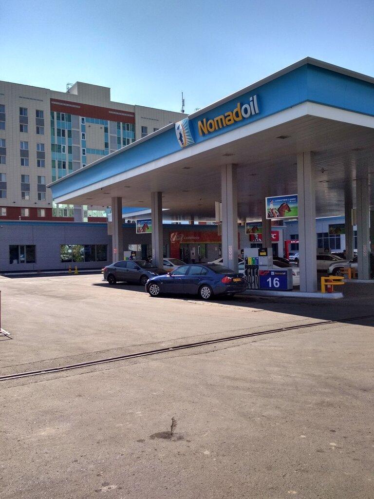 АЗС — Nomad Oil — Нур-Султан (Астана), фото №1
