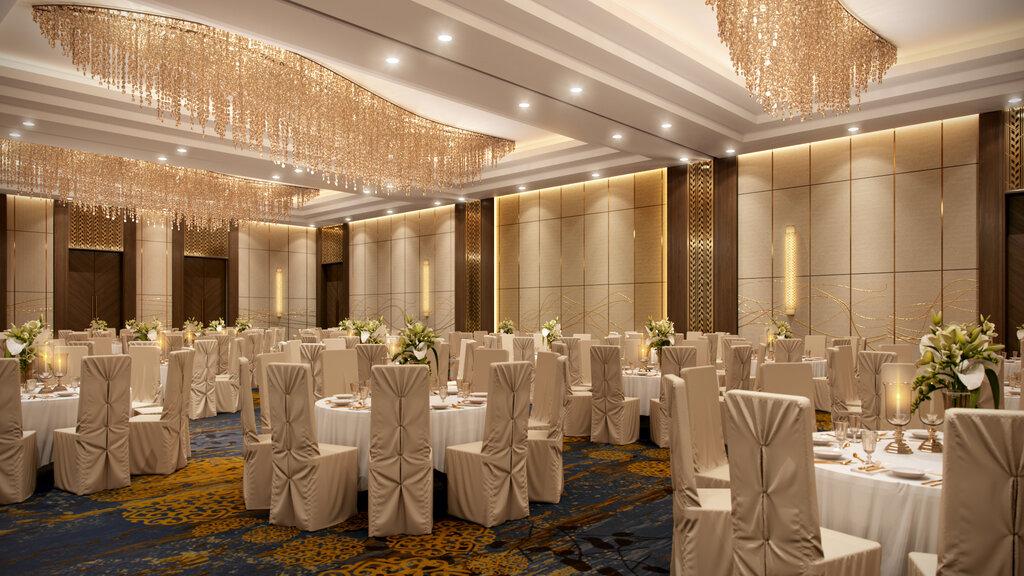 готель — Hilton Astana — Нур-Султан (Астана), фото №5