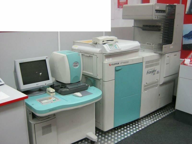 Известные фотолаборатории в москве