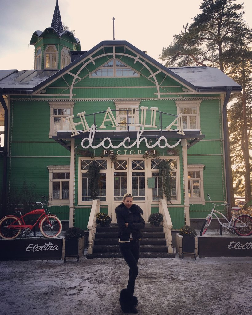 ресторан — Наша Dacha — посёлок Репино, фото №1