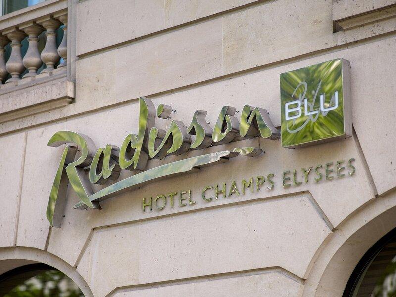 Radisson Blu Hotel, Champs-Elysées Paris
