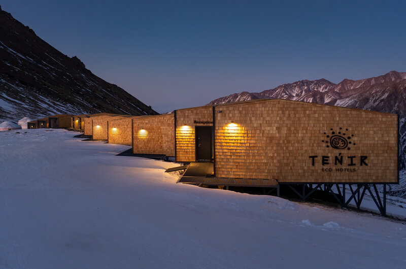 Tenir Eco Hotel
