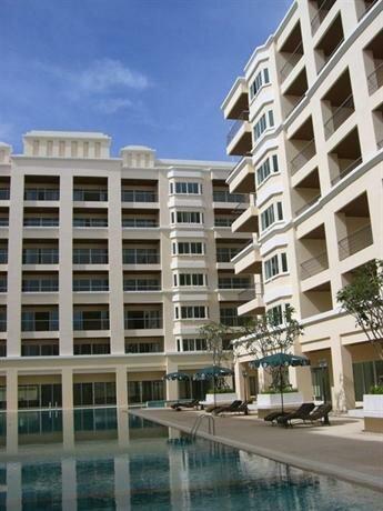 Tw Jomtien Beach Resort