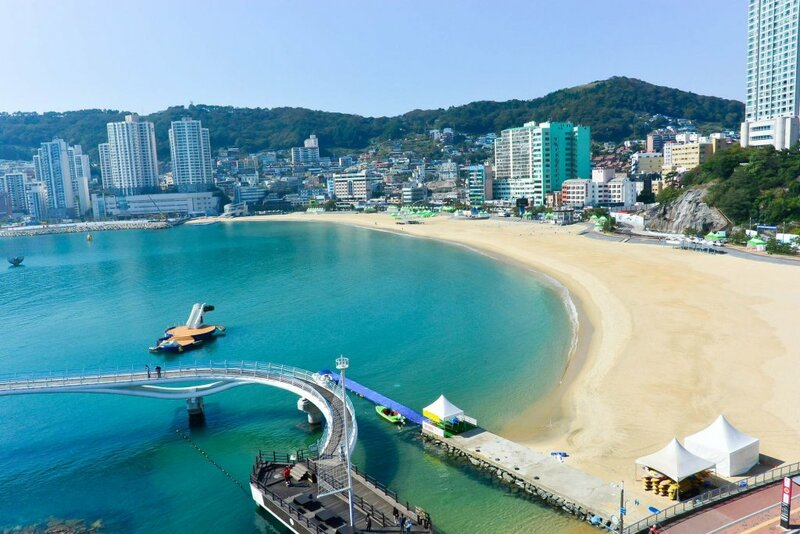Busan Songdo Q Five Hotel