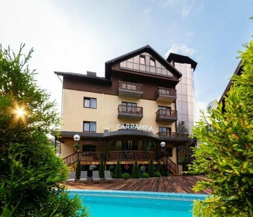 Отель Carparosa