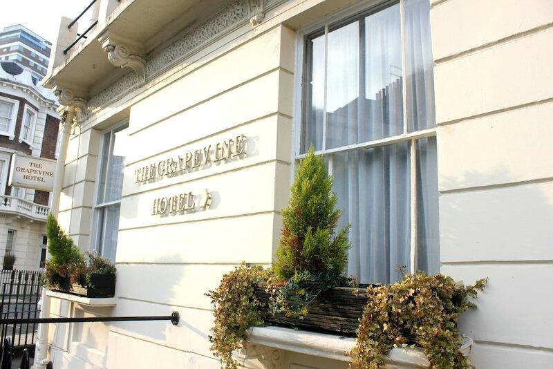 The Grapevine Hotel