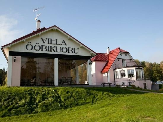 Гостиница Oobikuoru villa
