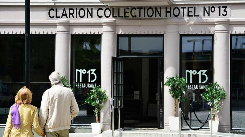 Hotel № 13