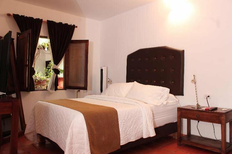 Бутик-отель Casa de los Santos Reyes