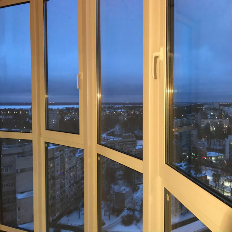 остекление балконов и лоджий — Светлый Город — Санкт-Петербург, фото №2