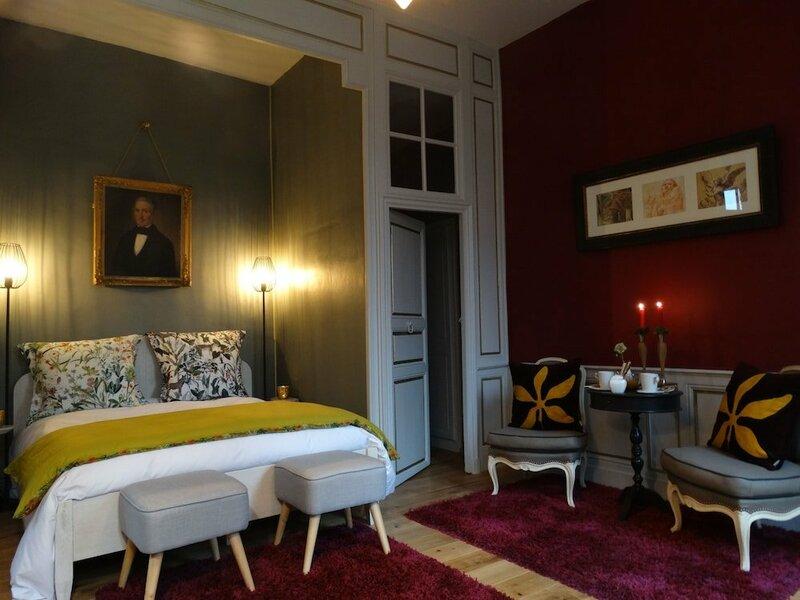Hotel Particulier Le Clos De La Croix