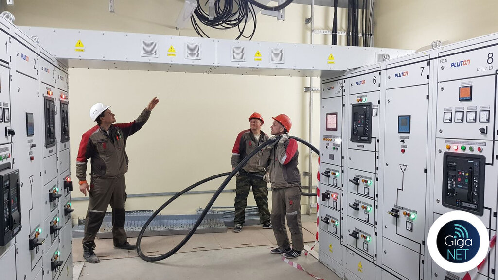 строительство и обслуживание инженерных сетей — ГигаНет — Минск, фото №2