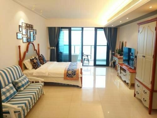 No. 1 Beibu Bay Zuoan Art Seaview Boutique ApartHotel