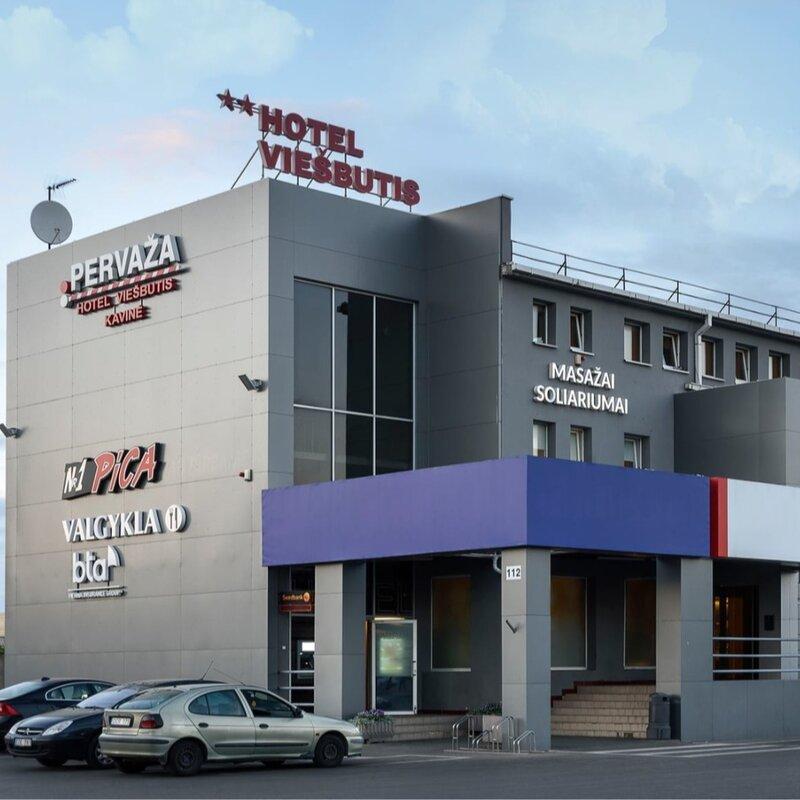 Pervaza Hotel