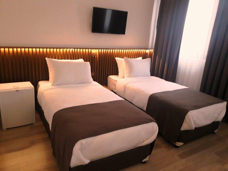 Отель Castillo Rojo Istanbul
