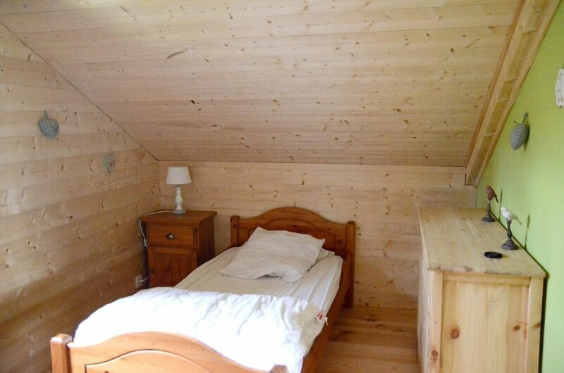 Chalet With 3 Bedrooms in Xonrupt-longemer, With Wonderful Mountain View, Furnished Garden and Wifi - 5 km From the Slopes